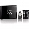 Gucci Guilty pour Homme Gift Set (90ml EDT + 50ml Tusfürdõ + 75ml After Shave balzsam) férfi