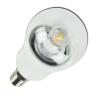 LED izzó P45 E27 6W 270° meleg fehér