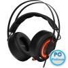 SteelSeries Siberia 650 Headset Black Headset,7.1,3.5mm,Kábel:1,2m,32Ohm,16-28000Hz,Mikrofon,Black,USB, lásd részletek