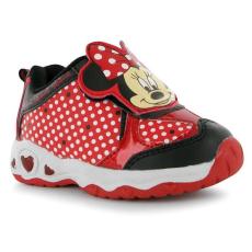 Disney gyerek cipő villogó talppal - Lights - Minnie