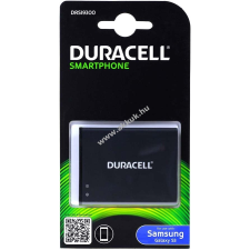 DURACELL akku Samsung típus EB-L1G6LLU (Prémium termék) pda akkumulátor