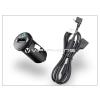 Sony Sony Ericsson gyári USB szivargyújtós töltő adapter + micro USB adatkábel - 5V/1,2A - AN400+EC600L (csomagolás nélküli)
