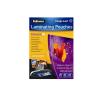 FELLOWES Meleglamináló fólia, 80 mikron, A4 fényes, 25db/csomag, Fellowes