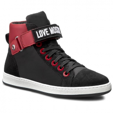 Love moschino Sportcipő LOVE MOSCHINO - JA15033G10IL150A Ross/Nero