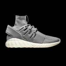 Adidas Tubular Doom Primeknit Solid Grey