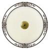 EGLO Mennyezeti lámpa 2x60W E27 átm:39,5cm antik barna Mestre EGLO