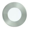 EGLO LED-es beépíthető lámpa 2,7W matt nikkel 8,5cm kerek Fueva1 EGLO