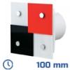 - Design elszívó Domino-1 (100 mm) időkapcsolós