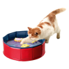 Zhongda Kitty Pool úszó játékkal - 1 darab (kék)