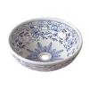 Sapho Priori mosdó-fehér/kék Cikkszám:PI012