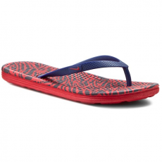 Nike Vietnámi papucsok NIKE - Solarsoft Thong 2 Print 553486 646 University Red/Loyal Blue