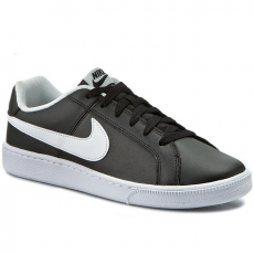 Nike Sportcipő NIKE - Court Royale 749747 010 Black/White