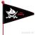 BP Capt'n Sharky zászló