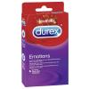 Durex Durex Emotion - valódi érzés óvszer (6db)
