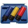 """BGS 3-részes levegős dugókulcs készlet  1/2"""",   17 -19-21mm"""