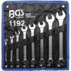 BGS 8-részes csillag-villás kulcs készlet   6-19mm