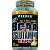 Weider BCAA + L-Glutamine 180db