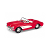 Welly Chevrolet Corvette 1957 autó, 1:24