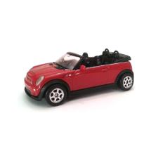 Welly Mini Cooper S Cabrio kisautó, 1:60-64 autópálya és játékautó