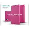 Sony Sony Xperia M4 Aqua (E2303) oldalra nyíló flipes tok - Nillkin Sparkle - pink