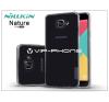 Samsung Samsung A710F Galaxy A7 (2016) szilikon hátlap - Nillkin Nature - szürke tok és táska