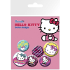Hello Kitty kitûzõ
