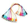 4world Lila micro USB kábel 1m