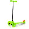 Meteor Háromkerekű roller - zöld