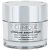 Clinique -Smart hidratáló éjszakai krém a ráncok ellen száraz és nagyon száraz bőrre + minden rendeléshez ajándék.