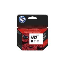 HP Patron No 652 fekete tintapatron Ink Advantage nyomtatópatron & toner