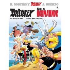 Móra Kiadó René Goscinny: Asterix és a Normannok - Asterix 9. irodalom