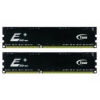 Team Group Elite Plus Series, DDR3-1600, CL11 - 8 GB Kit - fekete