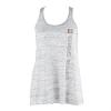 Capital Sports női edző trikó, fehér, márványozott hatású, L méret