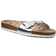 Pepe Jeans Papucs PEPE JEANS - Bio Stars PGS90064 927 Argent 927