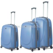 BENZI-BOSSANA-GLADIATOR Bossana négykerekű közepes bőrönd 60 cm BOS-1321 kézitáska és bőrönd