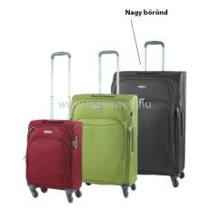 D&N négykerekű nagy bőrönd DN-7474