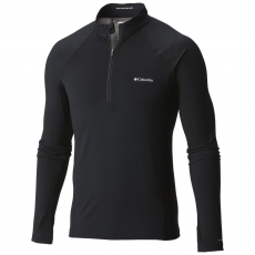 Columbia 1638571 Midweight Stretch LS HZ Sport aláöltöző D (AM6330-n_010-Black)