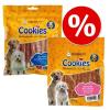 Cookies Cookie´s Delikatess próbacsomag - 2 x 200 g