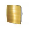 Vents Hungary Vents 100 LDT AUTO Automata zsaluval és zárt előlappal (arany) Időkapcsolóval