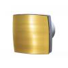 Vents Hungary Vents 100 LDATH Zárt előlappal szerelt dekor ventilátor (arany) Időkapcsolóval és Páraérzékelővel