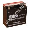 Landport YT14B-BS 12Ah bal+ 12V (felitatott)
