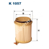 Filtron K1057 Filtron pollenszűrő