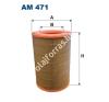 Filtron AM471 Filtron levegőszűrő levegőszűrő