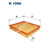 Filtron K1086 Filtron pollenszűrő
