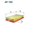 Filtron AP190 Filtron levegőszűrő