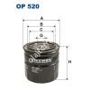 Filtron OP520 Filron olajszűrő