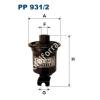 Filtron PP931/2 Filtron üzemanyagszűrő
