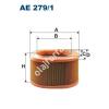 Filtron AE279/1 Filtron levegőszűrő