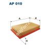 Filtron AP010 Filtron levegőszűrő