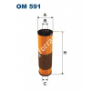 Filtron OM591 Filron olajszűrő